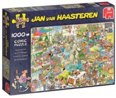 Jumbo Jan van Haasteren legpuzzel The Holiday Fair 1000 stukjes