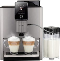 Nivona CafeRomatica 1040 Espressomachine Titanium / chrome