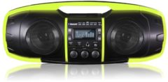 SDigital Nuke Sport Lime Bluetooth Boombox