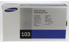 Samsung MLT-D103L High Yield Black Toner Cartridge tonercartridge 1 stuk(s) Origineel Zwart