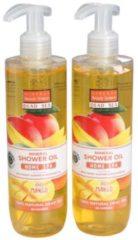 Mineral Beauty System Duschöl Mango 2x 300 ml