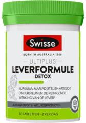 Swisse Voedingssupplement Lever 30 tabletten