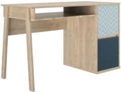Gamillo Furniture Bureau Larvik 120 cm breed in eiken
