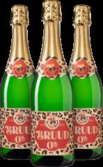 Donkerrode Wijnvoordeel Wijnpakket Bruud 0% by Patty Brard (3 flessen)