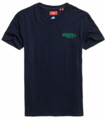 Super Dry Cl Ath Micro Tee heren sportshirt