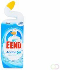 WC-Eend Action Gel WC Reiniger Ocean Fresh 750 ml