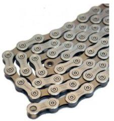 Zilveren Shimano Ketting 1/2 X 3/32 Deore CN HG54 10SP 116 Schakels