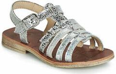 Zilveren Sandalen GBB BANGKOK