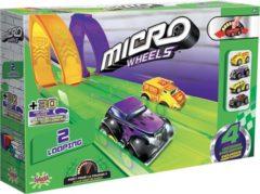 Splash Toys Micro Wheels Racebaanset 14-delig