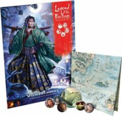 Asmodee Legend of the Five Rings RPG: Winter's Embrace