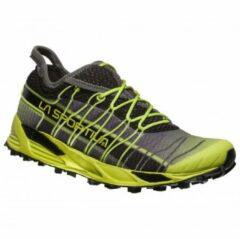 Groene La Sportiva - Mutant - Trailrunningschoenen maat 47 zwart/olijfgroen/geel
