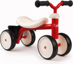 Rode Smoby - Rookie Ride On Red - Vierwieler