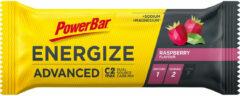 Donkerrode PowerBar PowerBar Energize Advanced Bar (25 x 55g) - Repen