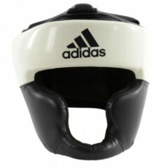 Adidas hoofdbeschermer Response zwart maat S
