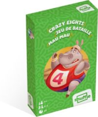 Shuffle kwartetspel 2-in-1 Marathon 5,6 x 8,7 cm karton 36-delig