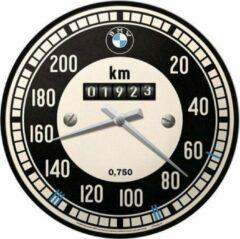 Nostalgic Art Merchandising Nostalgic Art Wandklok 30 cm BMW Tachometer