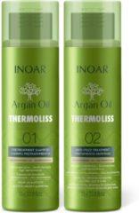 Inoar Argan Olie Thermoliss keratine behandeling