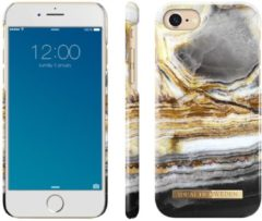 IOSIDFCAW18-I7-99 IDeal of Sweden Fashion Back Case Outer Space Agate voor iPhone 8 / 7 / 6 / 6S