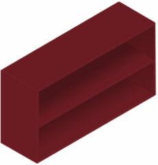 Royal plaza Intent open onderkast 120x45x59cm purper rood