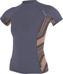 O'Neill - UV-werend T-shirt voor dames performance fit - multicolor - maat M
