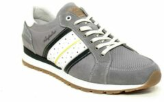 Australian Footwear Zepplin Sneakers Grijs Zwart Geel Heren Sneakers - Yellow - maat 44