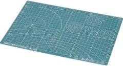 Tamiya 74118 Cutting Mat DIN-A4 - groen Snijmat
