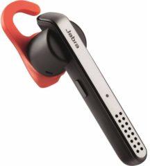 Rode Jabra Bluetooth-headset Stealth Bluetooth headset Zwart/rood Microfoon-ruisonderdrukking