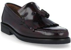 Rode Klassieke Schoenen Calzados Vesga Gil´s Classic 60C521-0101 Zapatos Castellanos de Hombres