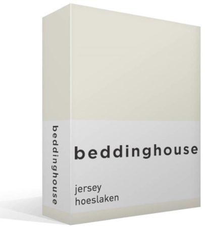 Afbeelding van Beddinghouse jersey hoeslaken - Lits-jumeaux (180x200/220 cm), Lits-jumeaux (180x200/210 cm)