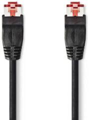 Zwarte Nedis Cat 6 UTP Network Cable | RJ45 Male - RJ45 Male | 1.5 m | Black