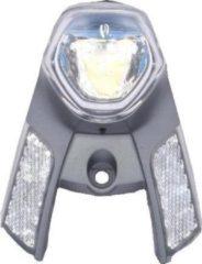 Gazelle Koplamp In-sight Naafdynamo Zilver/grijs