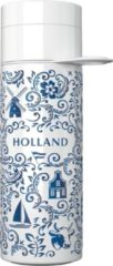 Join the Pipe Holland Bottle Delftsblauw | Herbruikbare Drinkfles
