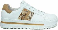 Gabor Comfort sneakers wit - Maat 40