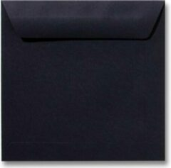 Enveloppenwinkel Envelop 22 x 22 Zwart, 100 stuks