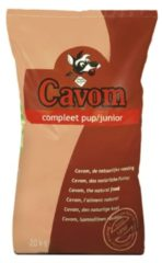 Cavom Compleet Pup/Junior Rund&Vlees - Hondenvoer - 20 kg - Hondenvoer