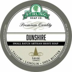Stirling Soap Co. scheercrème Dunshire 165ml