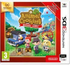 Nintendo Animal Crossing: New Leaf (Selects) 3DS