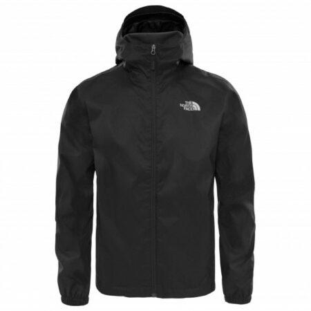 Afbeelding van Zwarte The North Face Quest Jacket Heren Outdoorjas - TNF Black - Maat S