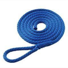 Seilflechter Fenderlijn 1,5m, birotex, blauw