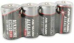 Ansmann 5015581 huishoudelijke batterij Wegwerpbatterij Alkaline