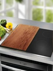 Bruine STONELINE® kookplaatafdekblad/snijplank in set (2-dlg.)