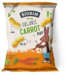 Biobim Carrot Puff 8+ Maanden Bio (20g)