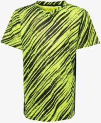 Dutch Pro Dutchy Pro kinder voetbal T-shirt - Geel - Maat 134/140
