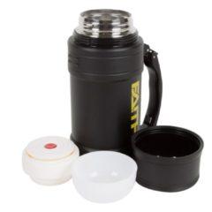 Zwarte Faith SS Thermo Flask | Thermosfles | 1500ml