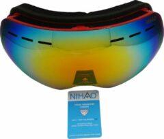 Rode Nihao Beaufort TPU Ultra-Light frame. Ski/Snowboard Goggle