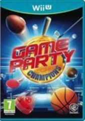 Warner Bros. Entertainment Game Party Champions /Wii-U