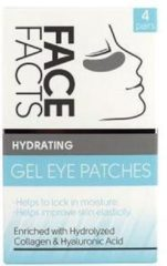 Face facts Gel Eye patches Brightening