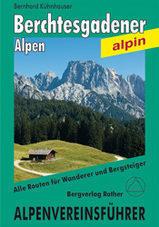 Klimgids - Klettersteiggids Berchtesgadener Alpen | Rother