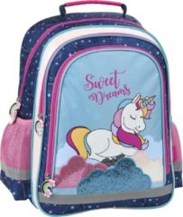 Unicorn Sweet Dreams - Rugzak - 38 X 28 X 17 Cm - Multi