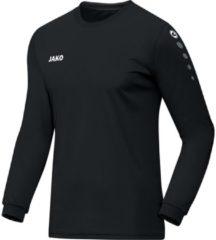 Jako Team Longsleeve T-shirt Heren Sportshirt - Maat XXL - Mannen - zwart